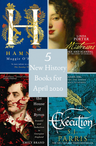 5 New History Books for April 2020
