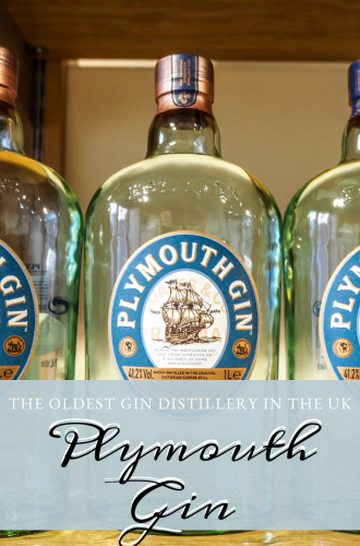 AD – Plymouth Gin – The Oldest Gin Distillery in the UK