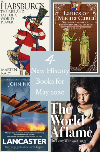 4 New History Books For May 2020