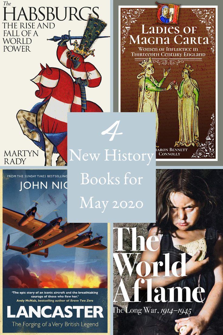 new history books may 2020 pinterest cover