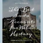 nstagram Welsh History Pinterest Cover