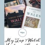 Welsh History Books Pinterest Cover