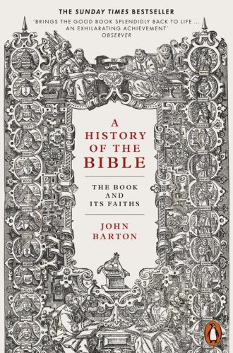 Wolfson History Prize 2020 Blog Tour – A History of The Bible