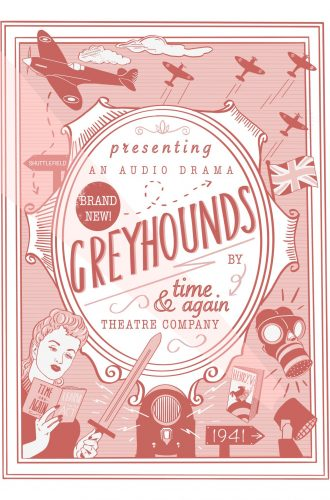 FEATURE – Greyhounds: A WWII Audio Drama