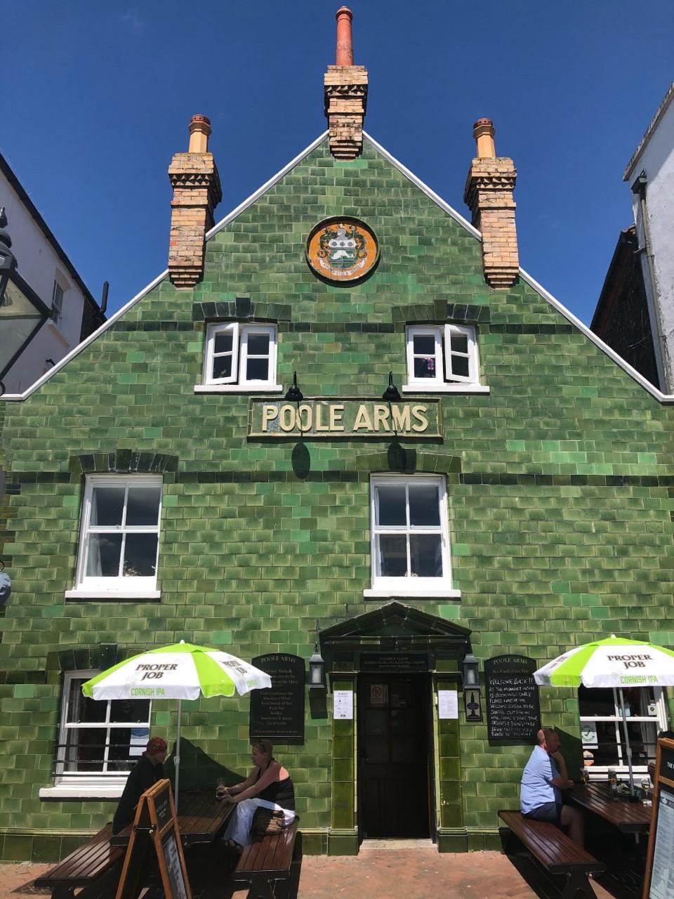 Poole history Poole Arms