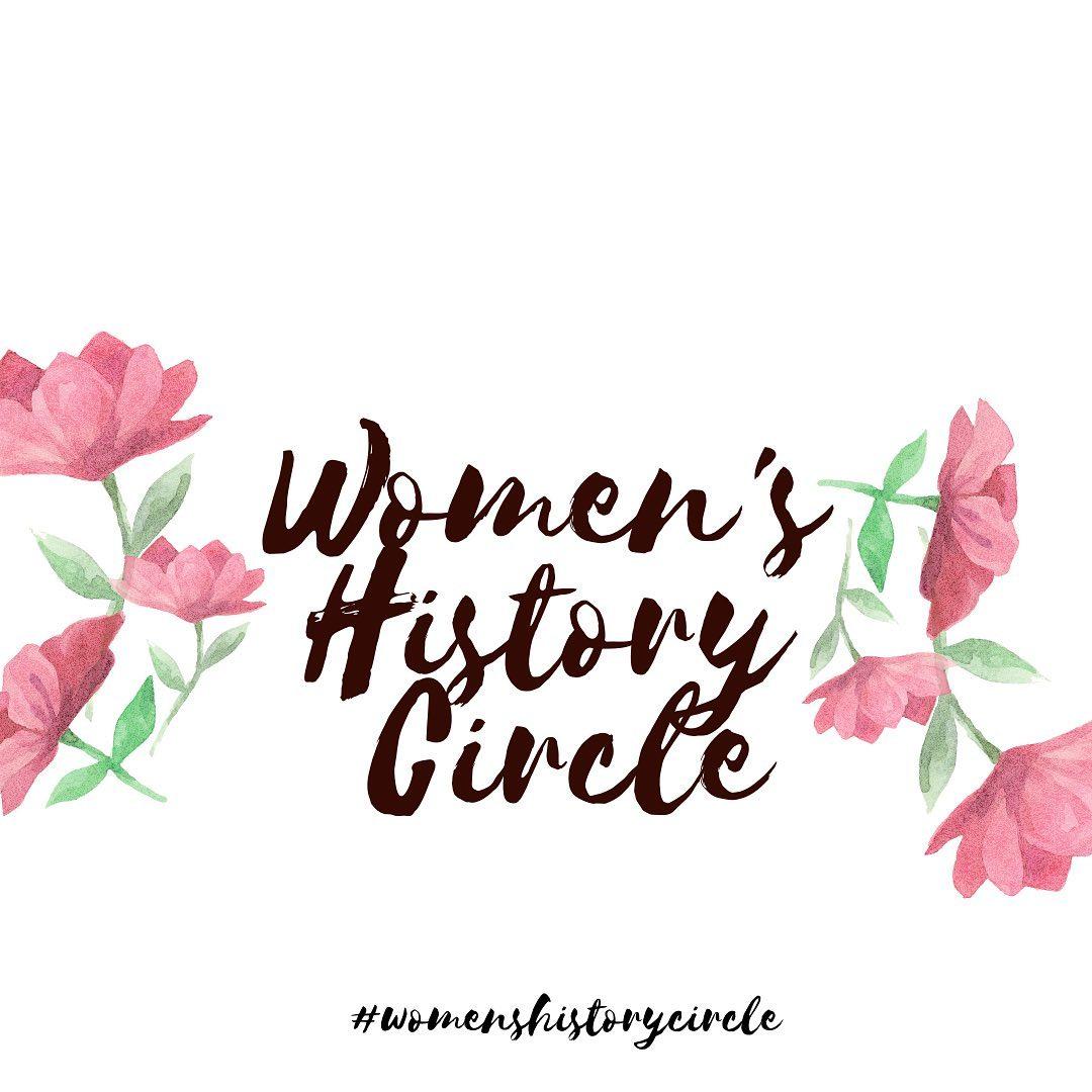 Womens History Circle Logo