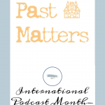Past Matters Podcast Pinterest Cover