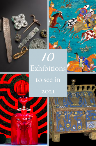 You Must See These 10 Exhibitions in 2021