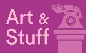 art and stuff podcast