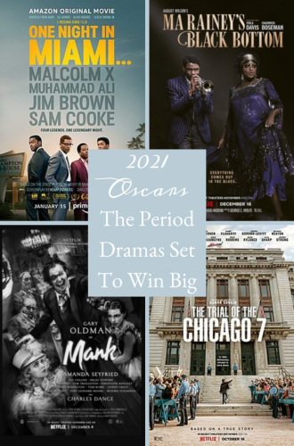 2021 Oscar Predictions – The Period Dramas Set To Win Big