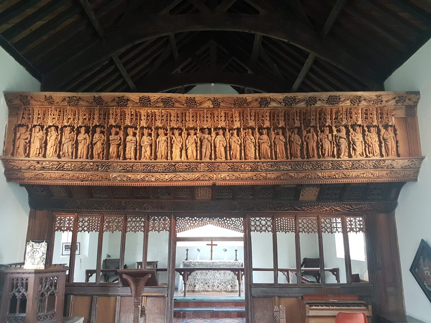 llananno screen