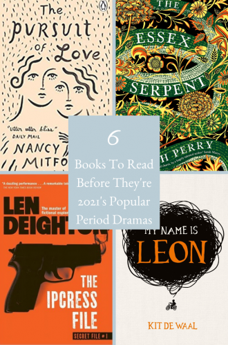 6 Books To Read Before They're 2021's Most Popular Period Dramas