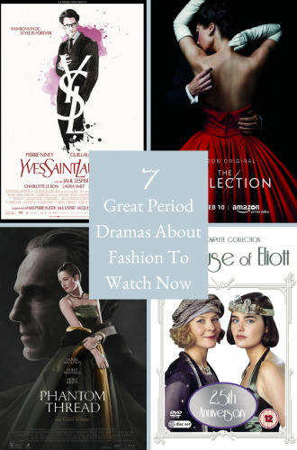 Loved Halston? 7 Period Dramas About Fashion You Must Watch