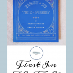 First In The Fight Book Pinterest Cover