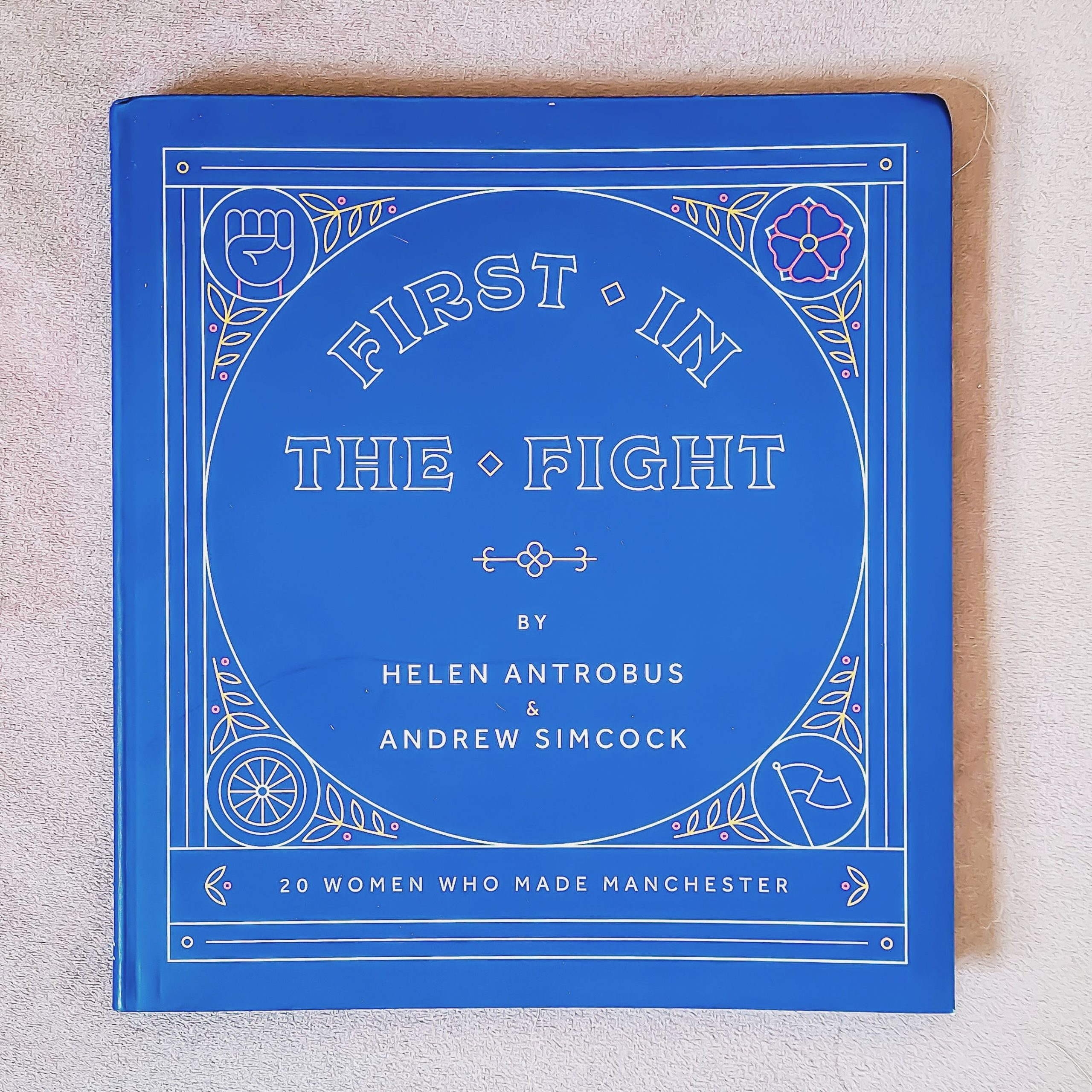 First In The Fight Book