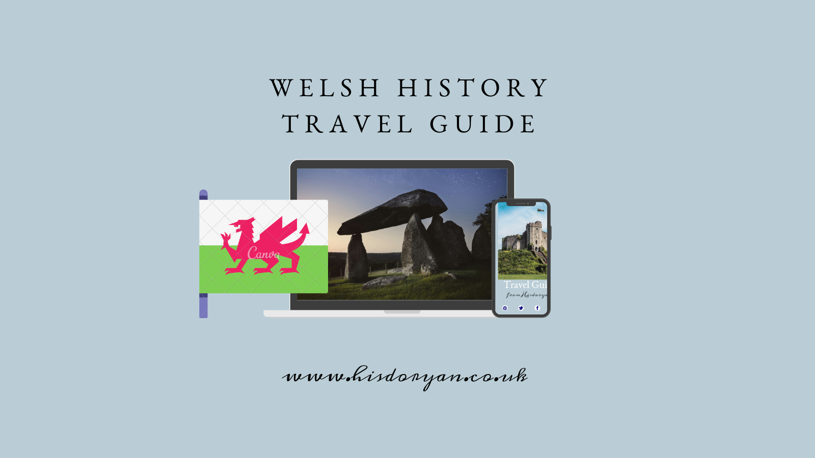 Welsh History Travel Guide