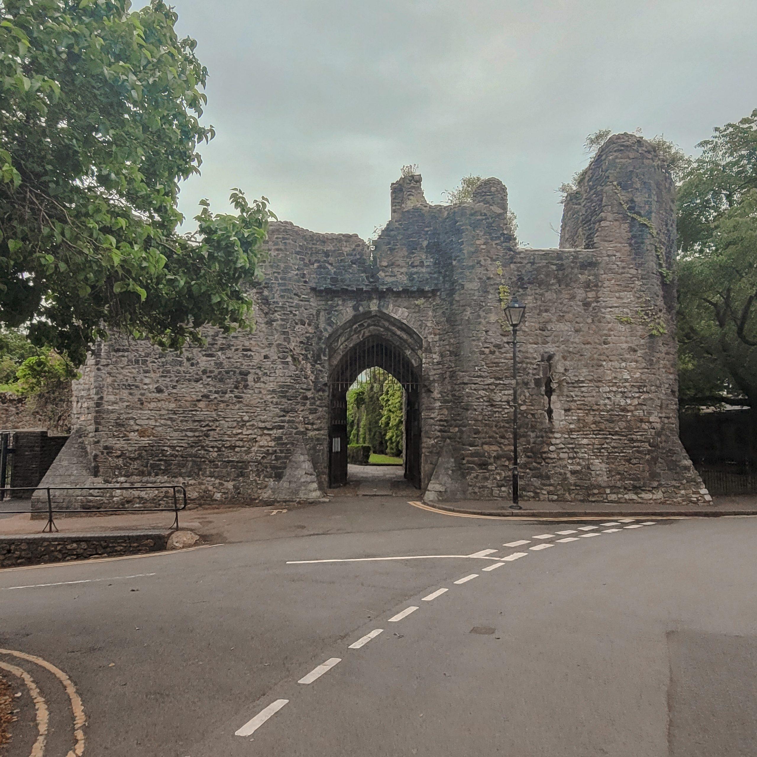 Llandaff Bishops Palace Front