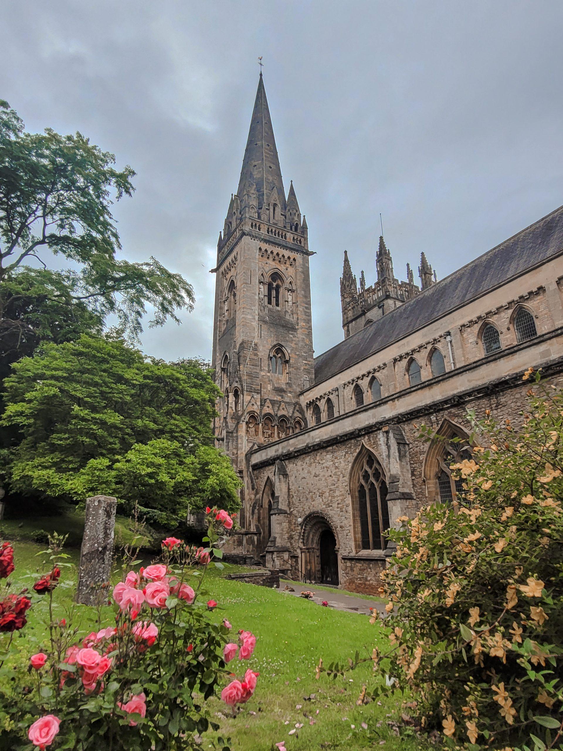 Llandaff Cathedral Exterior