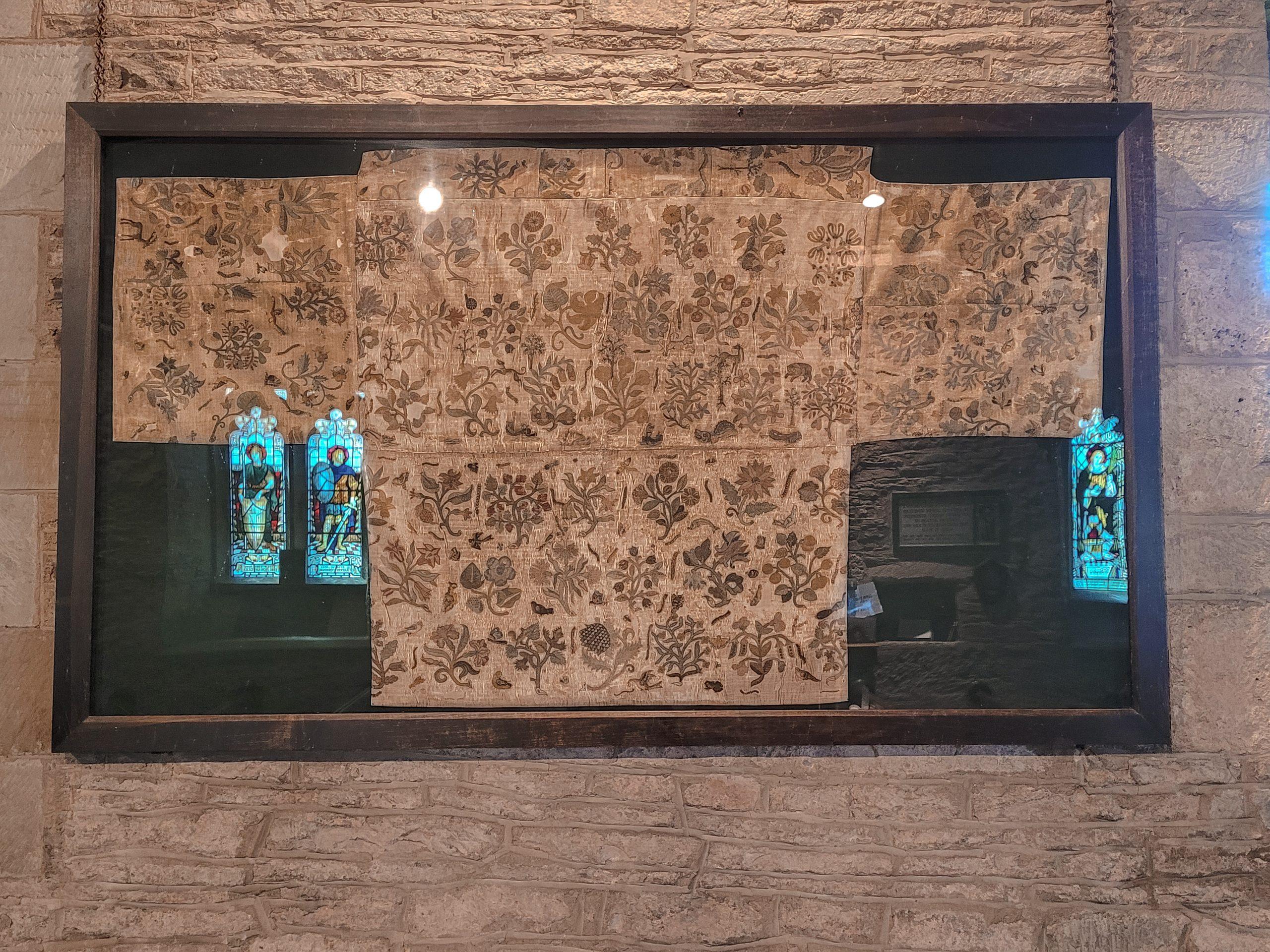 Bacton Altar Cloth replica