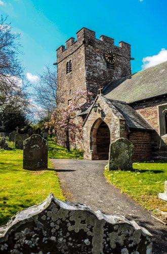 St Faith's, Bacton – Tudor Treasures Hidden In Herefordshire