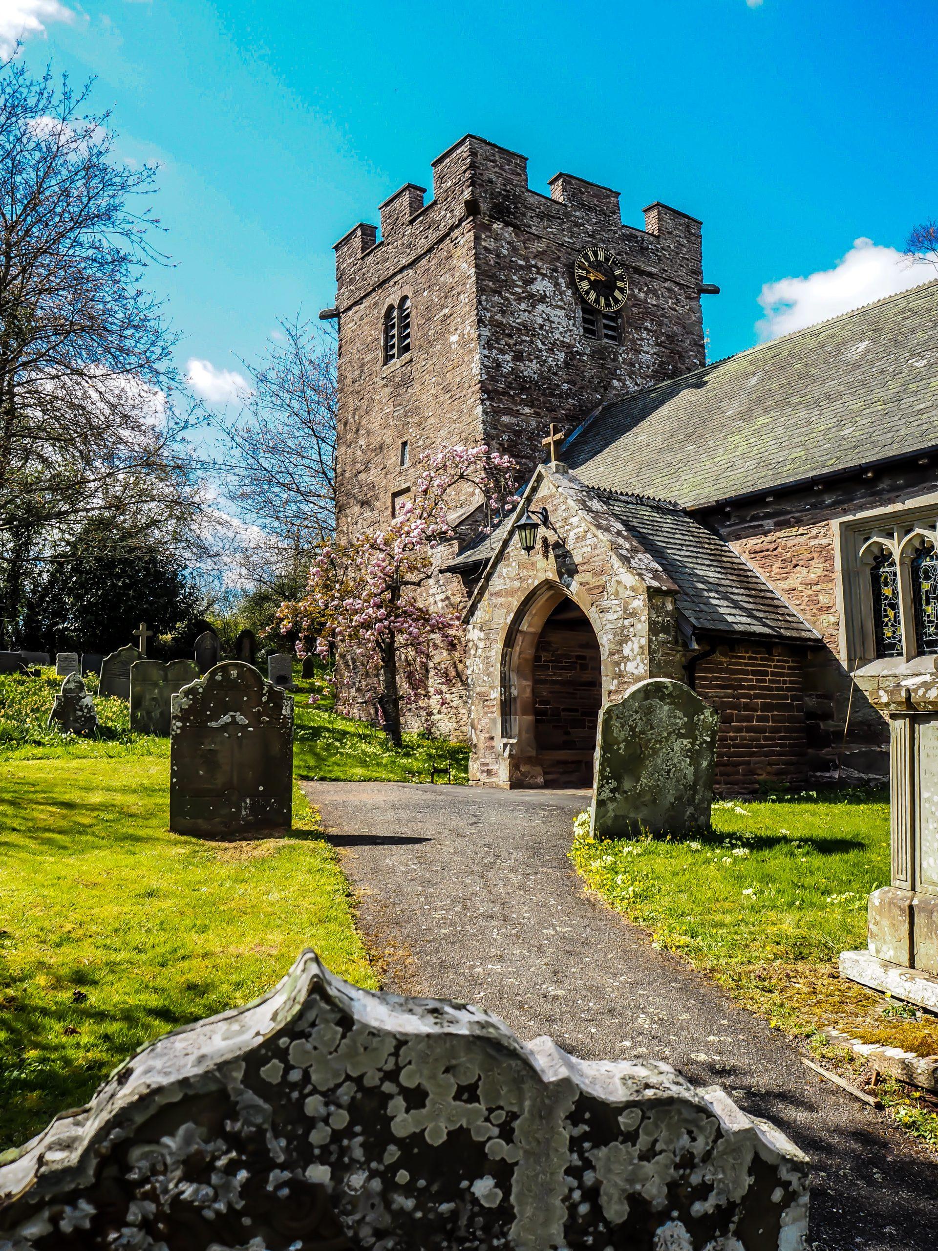 St Faiths Bacton exterior