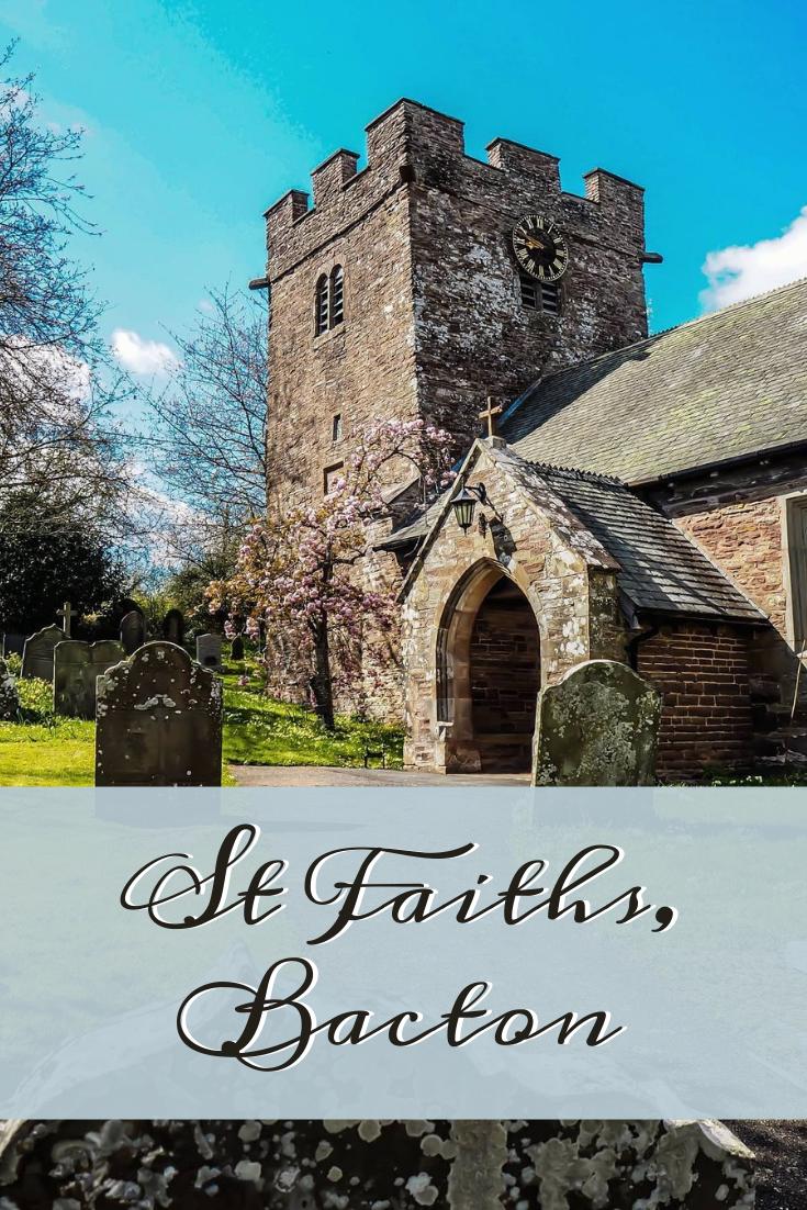 St Faiths Bacton Pinterest Cover