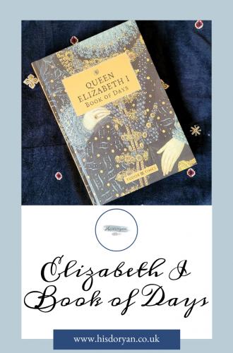 Queen Elizabeth I Book Of Days